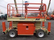 2007 JLG 260MRT