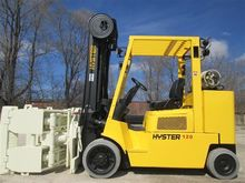 2005 HYSTER S120XMSPRS