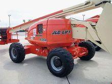 2001 JLG 600A