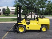 1999 HYSTER H110XL