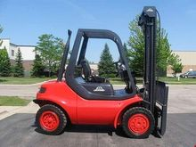 Used 2002 LINDE H40D