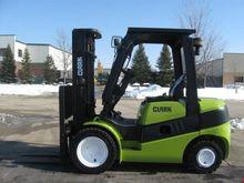 2007 CLARK C30D
