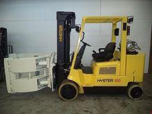 2005 HYSTER S120XM