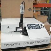 Dynatex DX-III Wafer Scriber Br