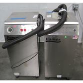 Lot (2) FUMEX Portable Hepa Fum