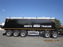 2012 Mega MERTZ MEGA TRAILOR