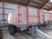 Used - - - 8 tons in
