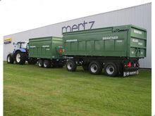 2012 Brantner Wagon Pull TA1304