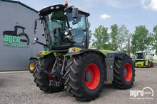 2009 Claas Xerion 3800 VC