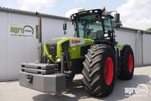2009 Claas Xerion 3800