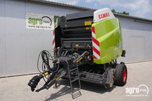 2009 Claas Variant 360 with net