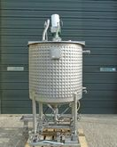 Used TANK-JACKETED 2