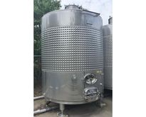 TANK-JACKETED, 2640 USG, STAINL