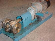 """PUMP, GEAR, 2"""" X 2"""" INLET & OUT"""