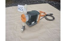 PUMP, METERING, 8.08 USG/HOUR,