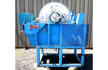 AMETEK FILTER, ROTARY DRUM VACU