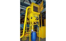 DUST COLLECTOR, PULSE AIR,  160