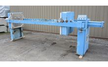 FILTER PRESS, RECESSED PLATE, G