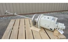 MIXER, TOP ENTRY, VARIABLE SPEE