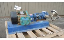 "PUMP, GEAR, 2"" X 2"" INLET & OUT"