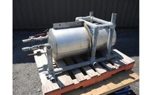 TANK, 25 USG, STAINLESS STEEL,