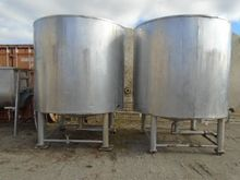 TANK-JACKETED, 2400 USG, 316 ST