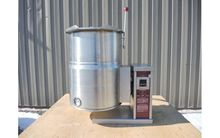 Used TANK-JACKETED 1