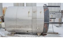 Used TANK-JACKETED 3