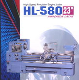 "22"" X 80"" Whacheon Engine Lathe"