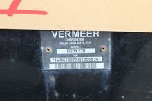 2011 Vermeer D20x22II
