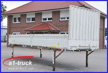 Krone WP 7,45 Wechselbrücke BDF