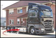 Mercedes-Benz 2544 LL 6x2 EEV,