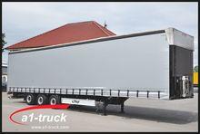 Fliegl SDS 350 Megatrailer, Lif
