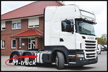 Scania R 440 6X2/4 Topline Lift