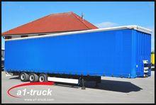 Krone SDP 27, Megatrailer, - Ta