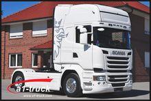 Scania R 490 Topline, Retarder,