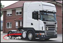 Scania R 420 Topline, verstellb