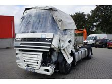 2011 DAF XF105-460 Spacecab Ret