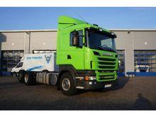 2011 Scania R730 6x2/4 Euro 5 E