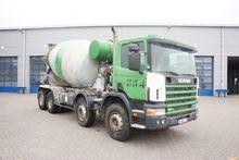 Used 1998 Scania 124