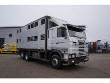 1997 Scania 143-420