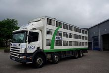 Scania 114-380 8x4