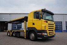 2009 Scania R440 Truck / Car Tr