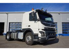 2014 Volvo FMX-540 Automatic Re