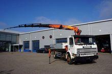 Used Scania 93-220 i