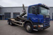 Scania 124-360 6x2