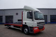 2006 DAF CF75-250 Euro 5 Oprijw