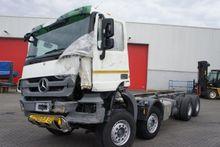 Mercedes-Benz Actros 4141 8x4