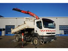 2001 Renault Kerax 340 Manual K