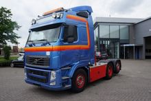 Volvo FH13-500 Globetrotter